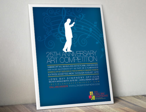 Long Bay Symphony Poster