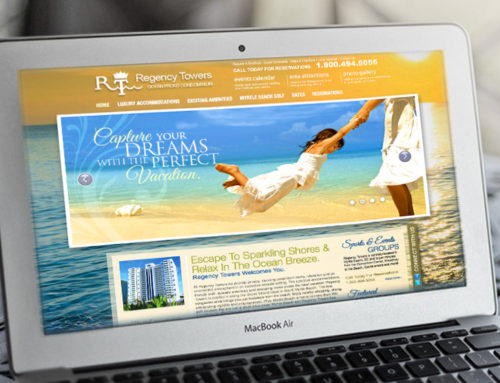 Regency Towers Website